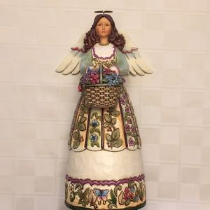 Jim Shore Angel Figurine